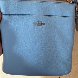 Coach cross body and wristlet